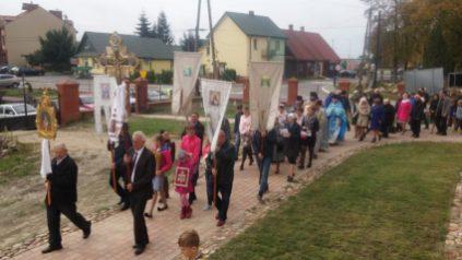 Święto parafialne w Sławatczach 7