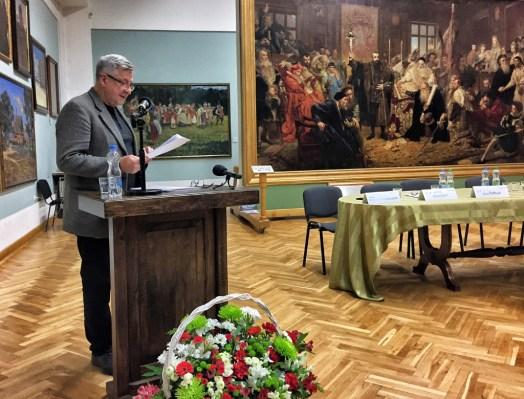 Dr hab. Mariusz Wideryński
