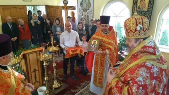 Święto ku czci św. Onufrego w Puławach