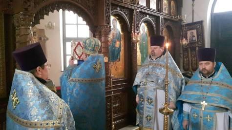 Rekolekcje duchowieństwa dekanatu zamojskiego w Turkowicach 2017 2