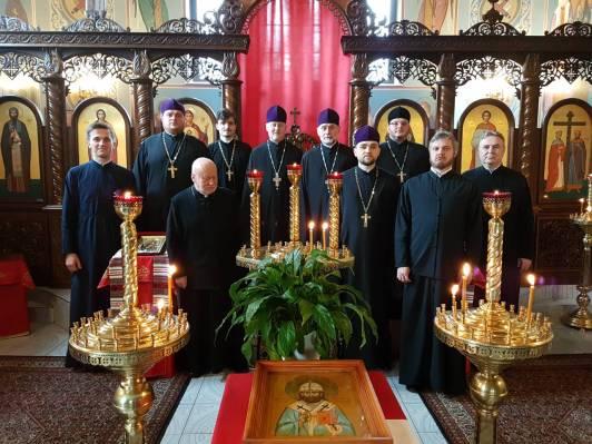 Rekolekcje duchowieństwa w Lublinie - grudzień 2017