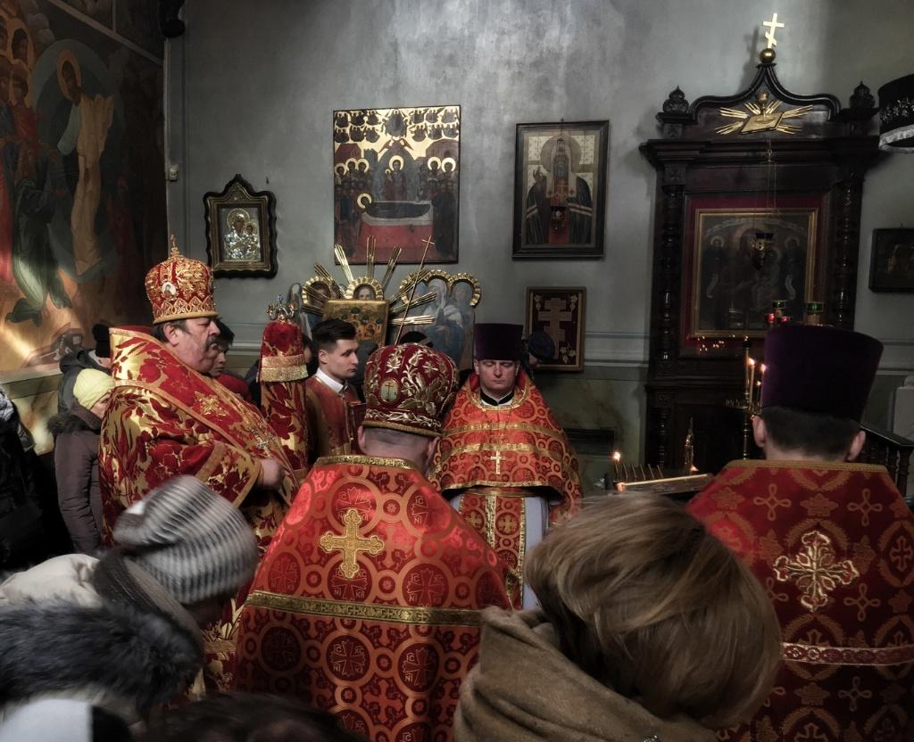 Święto Triumfu Prawosławia w lubelskiej katedrze