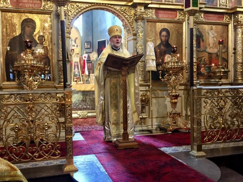 Kazanie na ósmą niedzielę głosi ks. mitrat Andrzej Łoś