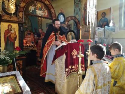 Janówka - ku czci św. Dymitra 2018 2