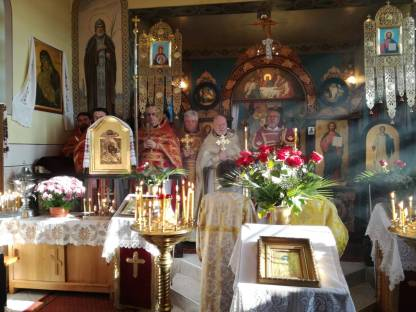 Janówka - ku czci św. Dymitra 2018 3