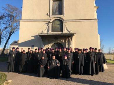 Konferencja duchowieństwa Lublin 2018 1