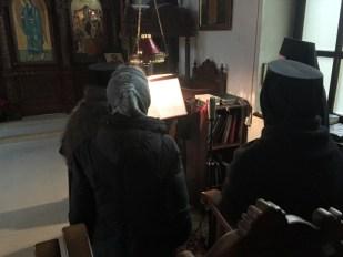 Boska Liturgia w Monasterze Opieki Bogarodzicy w Turkowicach