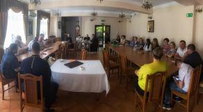 Zebranie założycielskie koła terenowego Bractwa CiM w Białej Podlaskiej