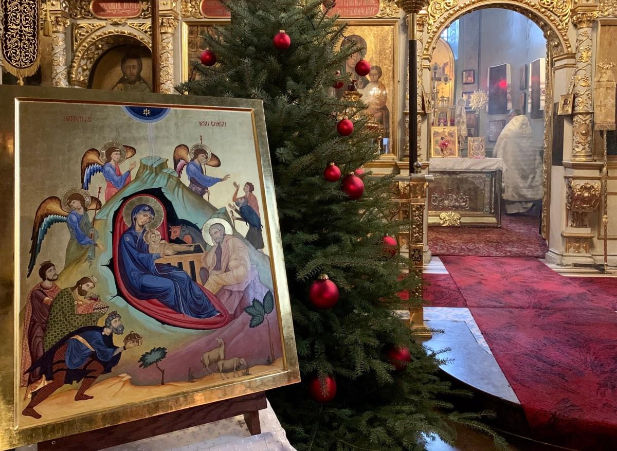 Ikona Bożego Narodzenia w lubelskiej katedrze