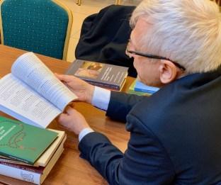Tradycja filokaliczna we współczesnym świecie - prof. dr hab. Krzysztof Leśniewski
