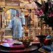 Kazanie głosi JE Arcybiskup Abel