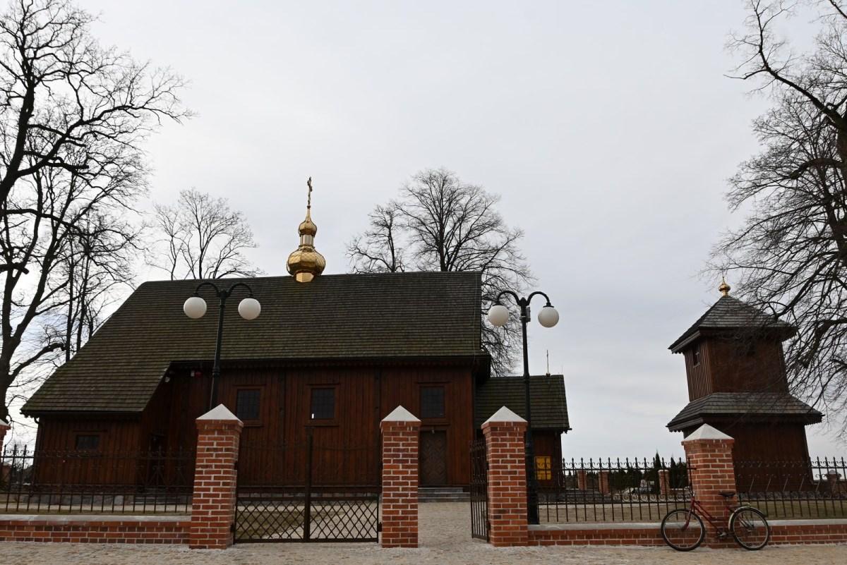 Cerkiew Podwyższenai Krzyża Pańskiego w Horostycie