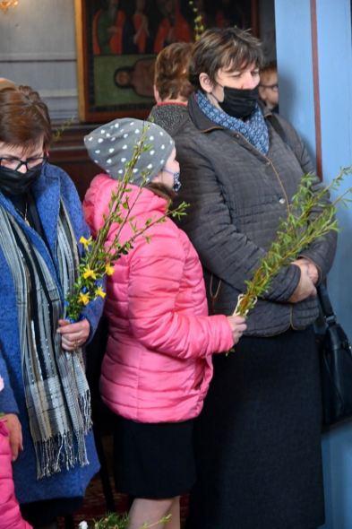Palmowa Niedziela w Horostycie