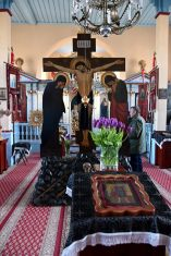 Cerkiew prawosławna św. Michała Archanioła w Nosowie