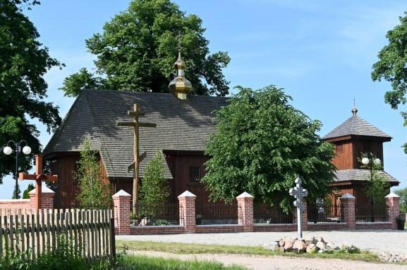 Cerkiew Podwyższenia Krzyża Pańskiego w Horostycie