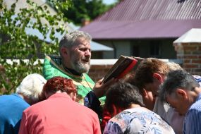 Święto Pięćdziesiątnicy w Horostycie