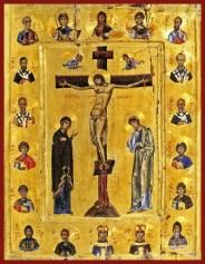 crucifixion-sinai