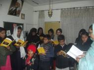 The First Russian Orthodox Church Sunday School in Pakistan.