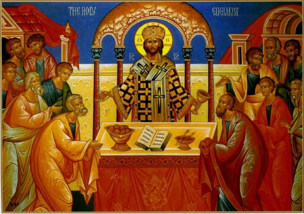 Divine Liturgy – Blessed is the Kingdom