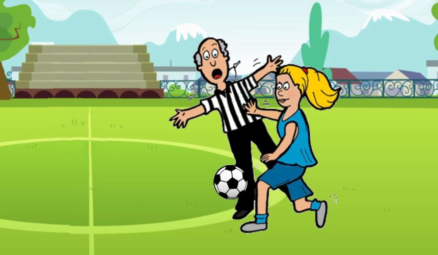 Soccer and the Parable of the Pharisee and Tax Collector