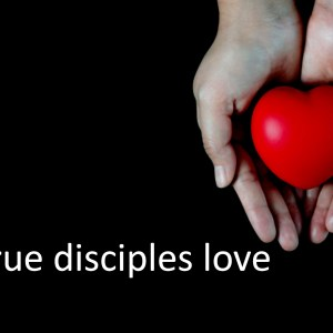True Disciples Love – Quarreling isn't love