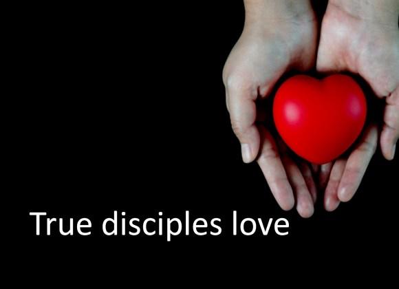 True Disciples Love – Quarreling isn't love