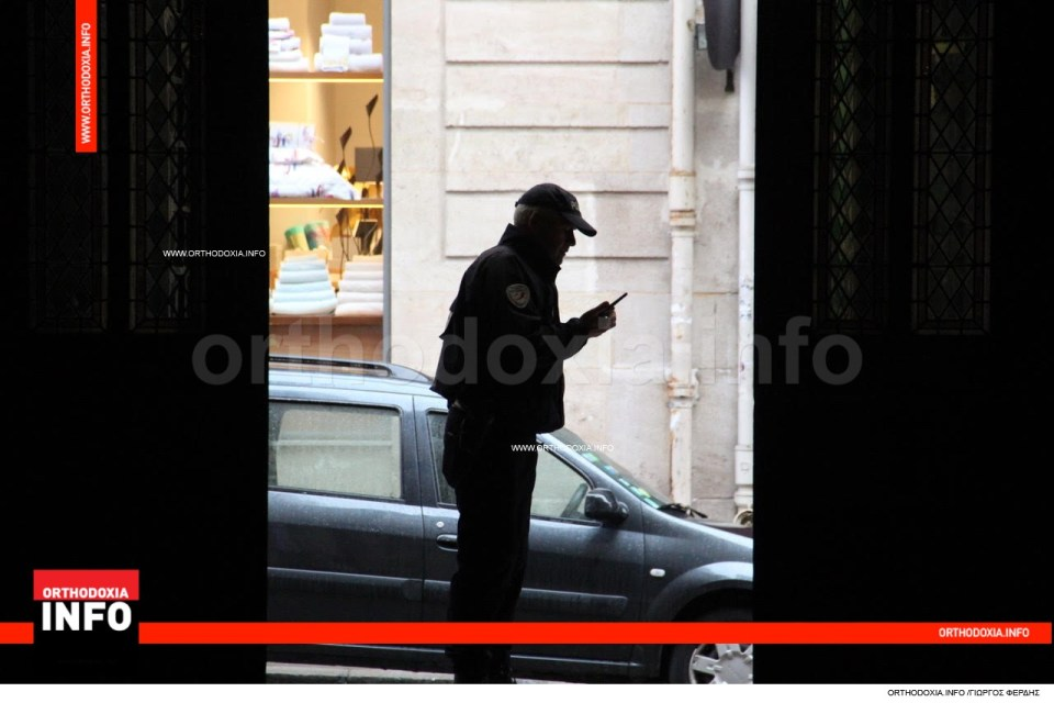 Exclusive: Paris Greek Orthodox Cathedral evacuated after bomb threat