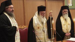 Συμφωνία Τσίπρα-Ιερώνυμου: Τη σύσταση νομοπαρασκευαστικής επιτροπής πρότεινε ο Αρχιεπίσκοπος στην Ιεραρχία