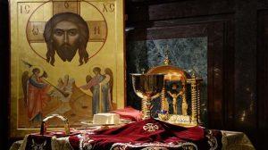 Άγιον Όρος: Θεία Μετάληψη χωρίς ολιγοπιστία