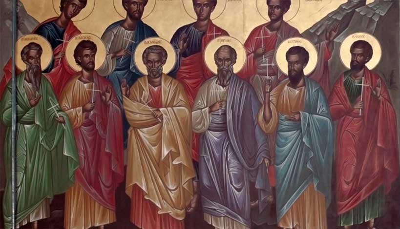 Εορτολογιο | Άγιοι Δέκα Μάρτυρες που μαρτύρησαν στην Κρήτη