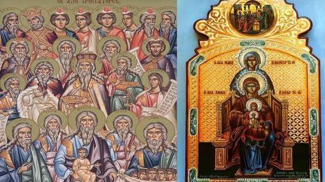 Ορθόδοξος Συναξαριστής 11 Δεκεμβρίου, Κυριακή των Αγίων Προπατόρων