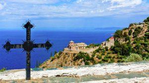Κορωνοϊός: Κλείνει το Άγιον Όρος για προσκυνητές και επισκέπτες