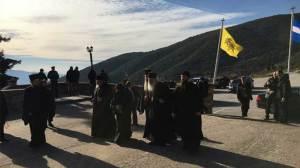 Στην Ελευθερούπολη ο Αρχιεπίσκοπος για την εορτή του Αγίου Ελευθερίου