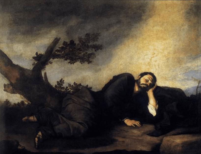 Άγιος Ιωάννης της Κλίμακος: Πως οι δαίμονες μεταχειρίζονται τα όνειρα εναντίον μας