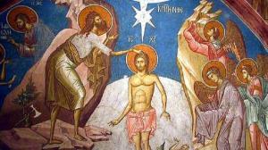 Άγια Θεοφάνεια : «Τα σύμπαντα σήμερον αγαλλιάσθω». «Χριστός εφάνη εν Ιορδάνη αγιάσαι τα ύδατα» και σώσαι τον άνθρωπον»!