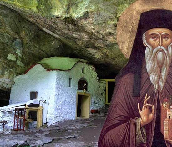 Ο Άγιος Διονύσιος ο εν Ολύμπω, η μάντισσα και ο δαίμονας