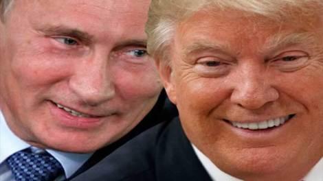 Βλαντίμιρ Πούτιν και Ντόναλντ Τραμπ, κοινός αγώνας κατά του ISIS