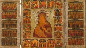 Ο μοναχός που η εικόνα της Παναγίας τον έσωσε από τους δαίμονες