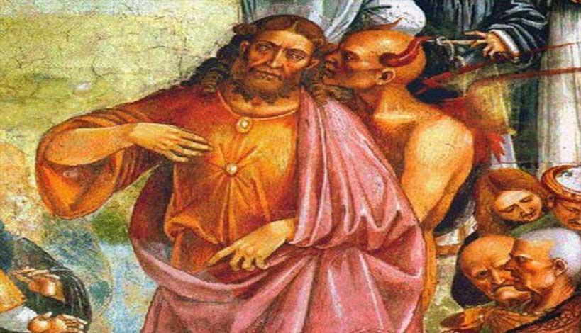 Άγιος Ιωάννης ο Δαμασκηνός: Πότε θα έλθει και ποιος θα είναι ο αντίχριστος