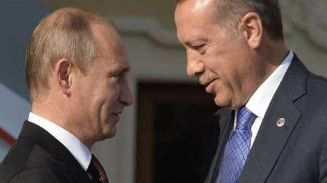 Οι λυκοφιλίες Πούτιν-Ερντογάν και ο TurkStream