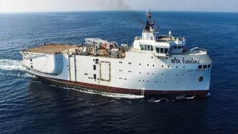 Η Τουρκία «παγώνει» για λίγο τις έρευνες στην ανατολική Μεσόγειο, ανακοίνωσε ο εκπρόσωπος του Ρετζέπ Ταγίπ Ερντογάν, Ιμπραχίμ Καλίν.