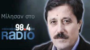 Σάββας Καλεντερίδης : Η Τουρκία θέλει να εμπεδώσει δικαιώματα στη Ανατολική Μεσόγειο