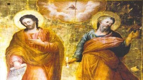 Ορθόδοξος συναξαριστήςΚυριακή 29 Απριλίου 2018, σήμερα εορτάζουν οι Άγιοι Ιάσονας και Σωσίπατρος οι Απόστολοι