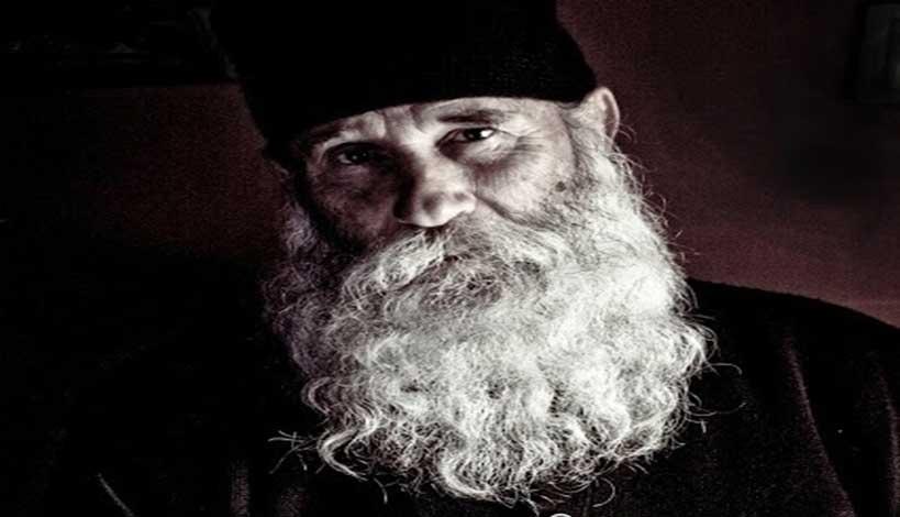 Γέροντας Νείλος ο Αγιοφαραγγίτης