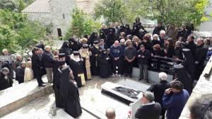 ηγουμένη της Ιεράς Μονής Παναγίας Περιβλέπτου Πολιτικών