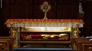 σκήνωμα της Αγίας Ελένης