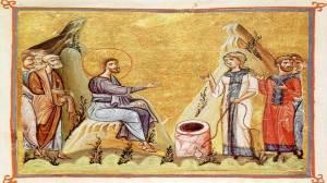 Ο Αρχιμανδρίτης π. Ιερόθεος Λουμουσιώτης, Ιεροκήρυκας της Ι.Μ Ύδρας Σπετσών και Αιγίνης σχολιάζει το Ευαγγελικό ανάγνωσμα της Κυριακής της Σαμαρείτιδος.