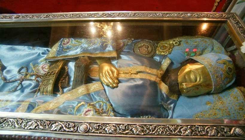 Ο άγιος Ιωάννης ο Ρώσος γιορτάζει αύριο 27 Μαΐου