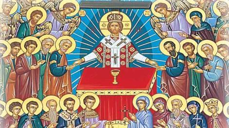 π. Σπυρίδων Σκουτής : Ο Άγιος δεν «είναι» αλλά «γίνεται»
