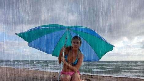 Ο καιρός σήμερα Τρίτη 3 Σεπτεμβρίου από την ΕΜΥ - Βροχές και καταιγίδες